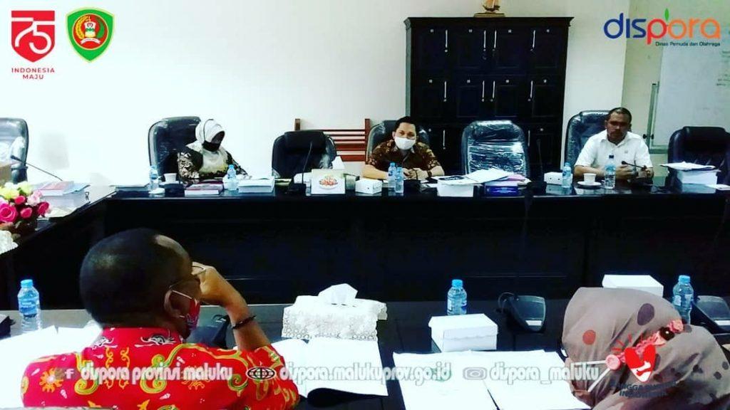 Rapat Kerja DPRD Provinsi Maluku