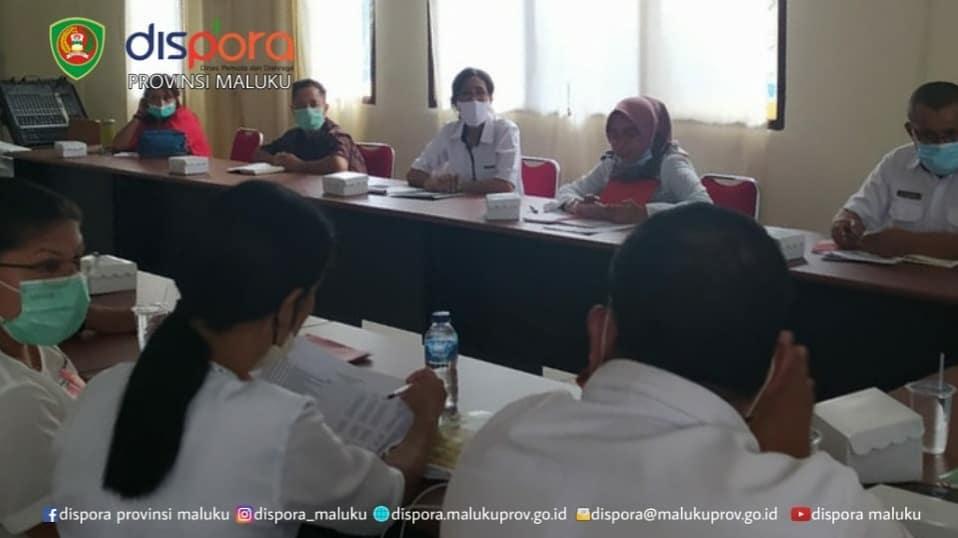 Rapat teknikal penyusunan RKA TA 2021