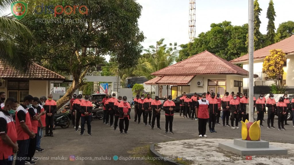 Apel peserta Pelatda PON XX PAPUA
