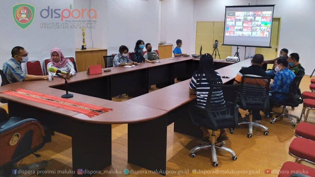 Rapat dan Arahan Gubernur untuk APBD 2022