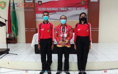 Hasil Seleksi Paskibraka Provinsi Maluku Tahun 2021